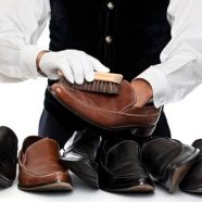 Правила и особенности химчистки кожаной обуви