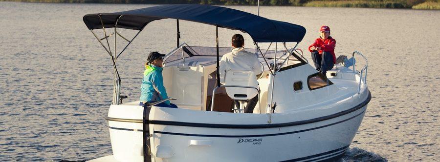 Аренда яхты как способ организации экскурсии вдоль берегов Днепра